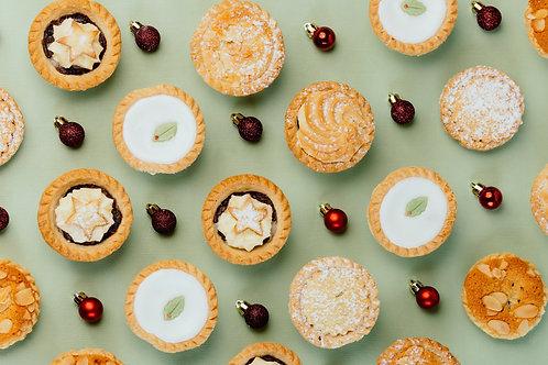 Bakewell Bakery Christmas Box