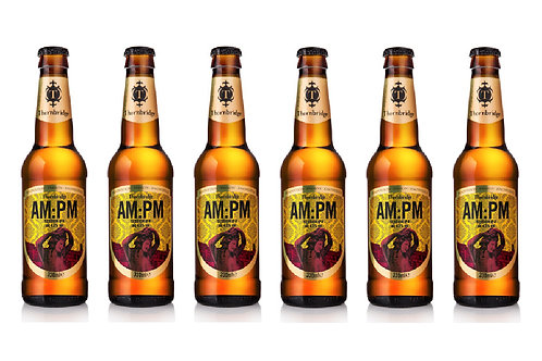 Thornbridge AM:PM Session IPA - Case of 6 (Gluten Free)