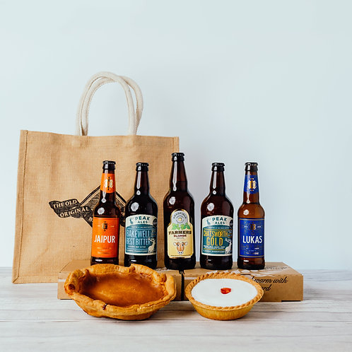 Bakewell Beer Bag