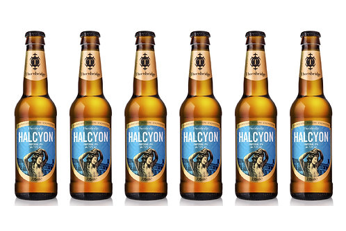 Thornbridge Halcyon Imperial IPA - Case of 6