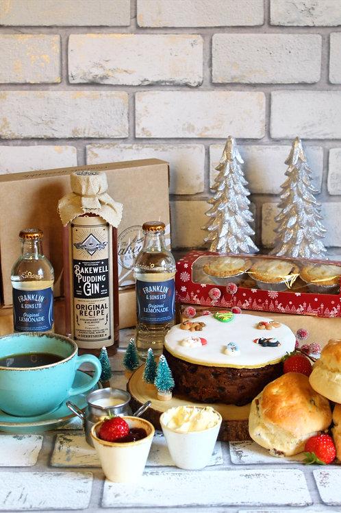 Luxury Bakewell Christmas Box