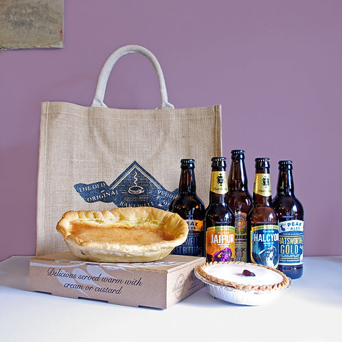 The Big Bakewell Beer Bag
