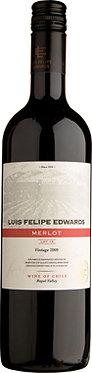 Luis Felipe Edwards Lot 18 Merlot