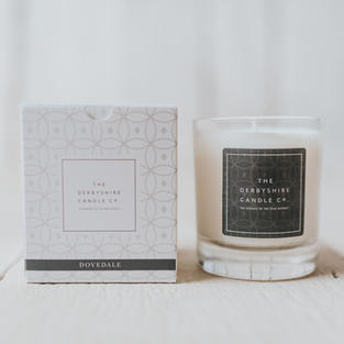Peak District Candle