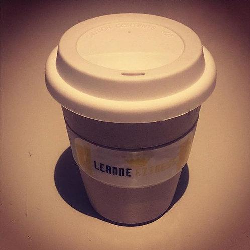 Hot mug and protein coffee