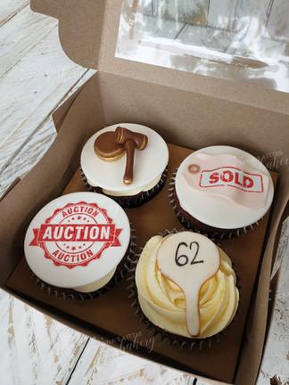 Auction Themed Cupc