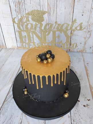 GCSE Celebration Cake