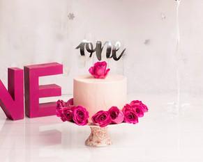 Vanilla CakeSmash Cake