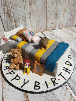 Lydia Bedroom Cake