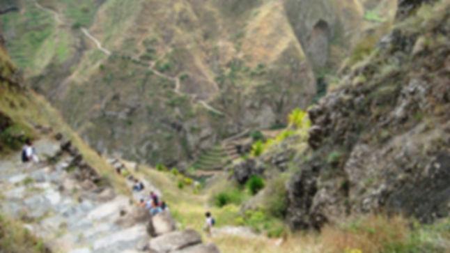 Les sentiers de randonnée les plus populaires en Santo Antao