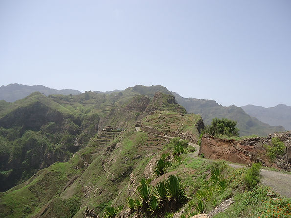 walking tours in santo antao island