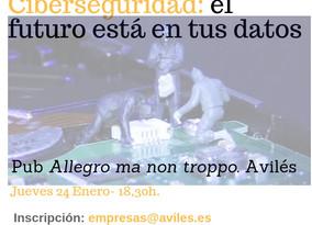 """La ciberseguridad centra la quinta sesión divulgativa del ciclo """"Ciencia con Palomitas"""""""