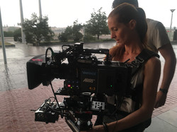 commercial steadicam operator