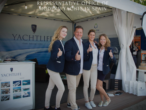 News: European Representation of Modern Yachts is now in Spain!