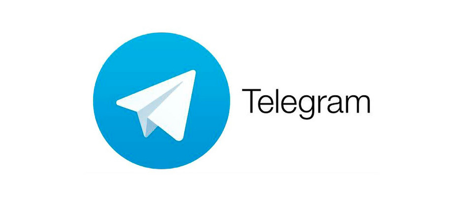 We are in Telegram!