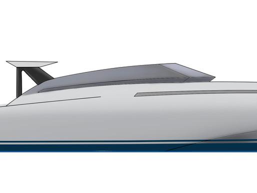Новость: Разработка новой 11-метровой яхты