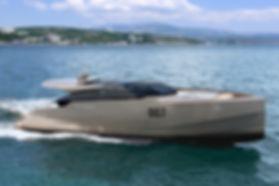 Моторная яхта Sea Eagle-50