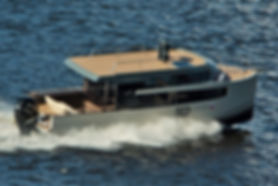 Алюминиевый катер Expedition-31