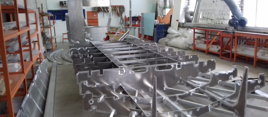News: A batch of seven aluminum yachts