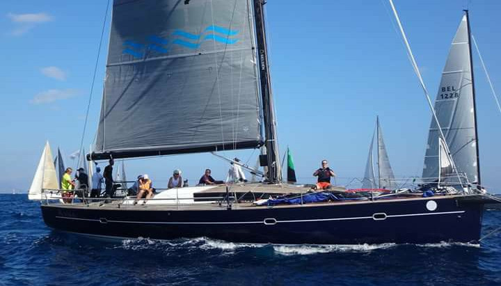 "News: Preparation of the sailing yacht ""ANNA"" for transatlantic race ARC 2018"