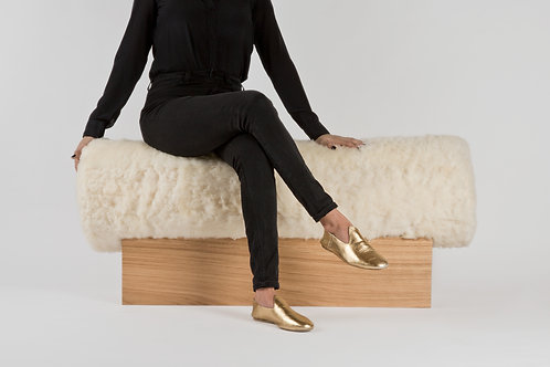 Marlo & Isaure - bench - designed by Thévoz - Choquet