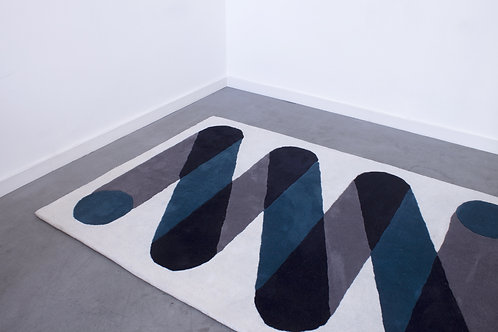 Marlo & Isaure - rug - designed by A3 Studio