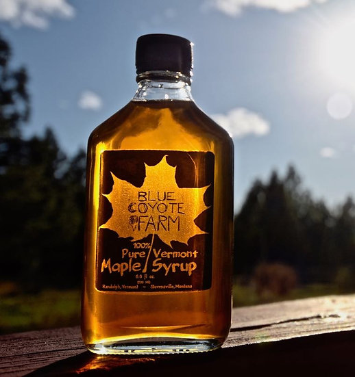 Maple Syrup 6.8oz Flask