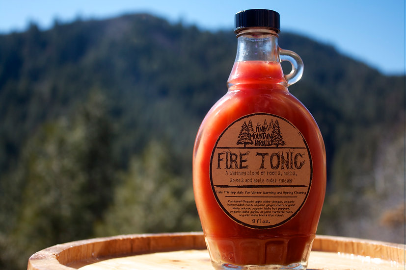 Fire Tonic 8oz