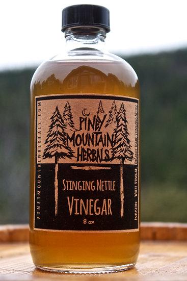 Stinging Nettle Vinegar 8 oz