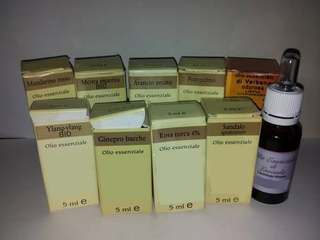 Olistico Antistress con Aromaterapia, un estratto di benessere.