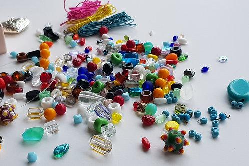 DIY Jewelry Kit - Rainbow Vibes