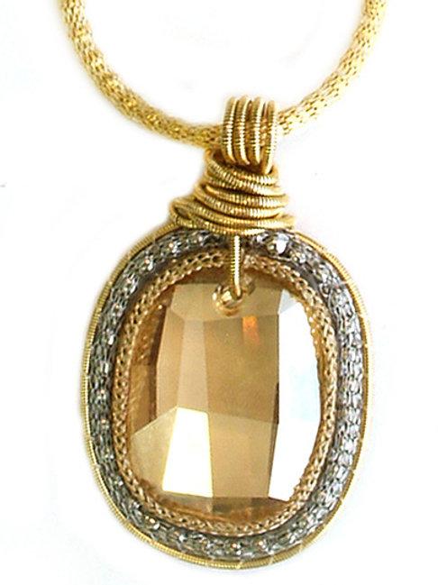 Nouveau Glam Necklace