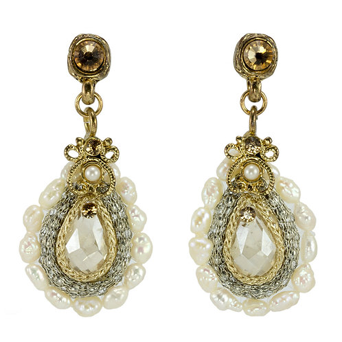 Sweet Water Pearls Earrings
