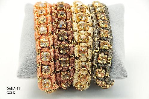 DANA-B1 Gold Bracelets
