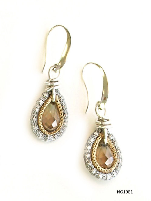 Nouveau Glam Earrings