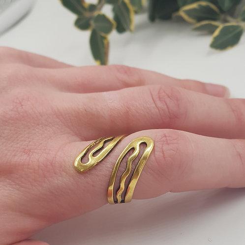 Adjustable Boho Style Ring