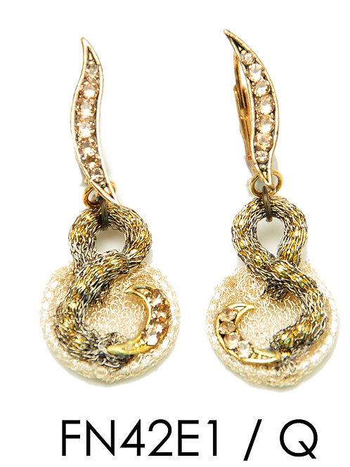 FN42E1 Earrings
