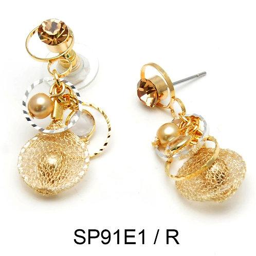 SP91E1 Earrings