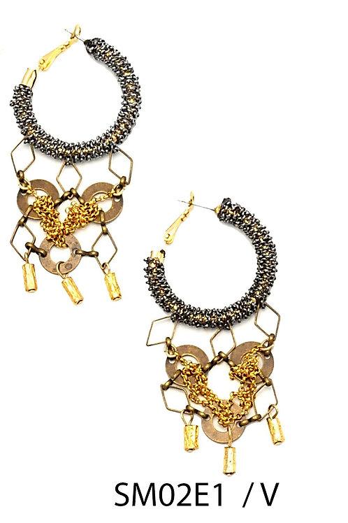 SM02E1 Earrings