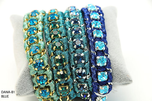 DANA-B1 Blue Bracelets
