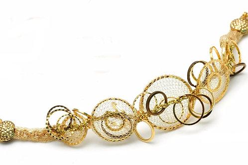Gold Forest Bracelet