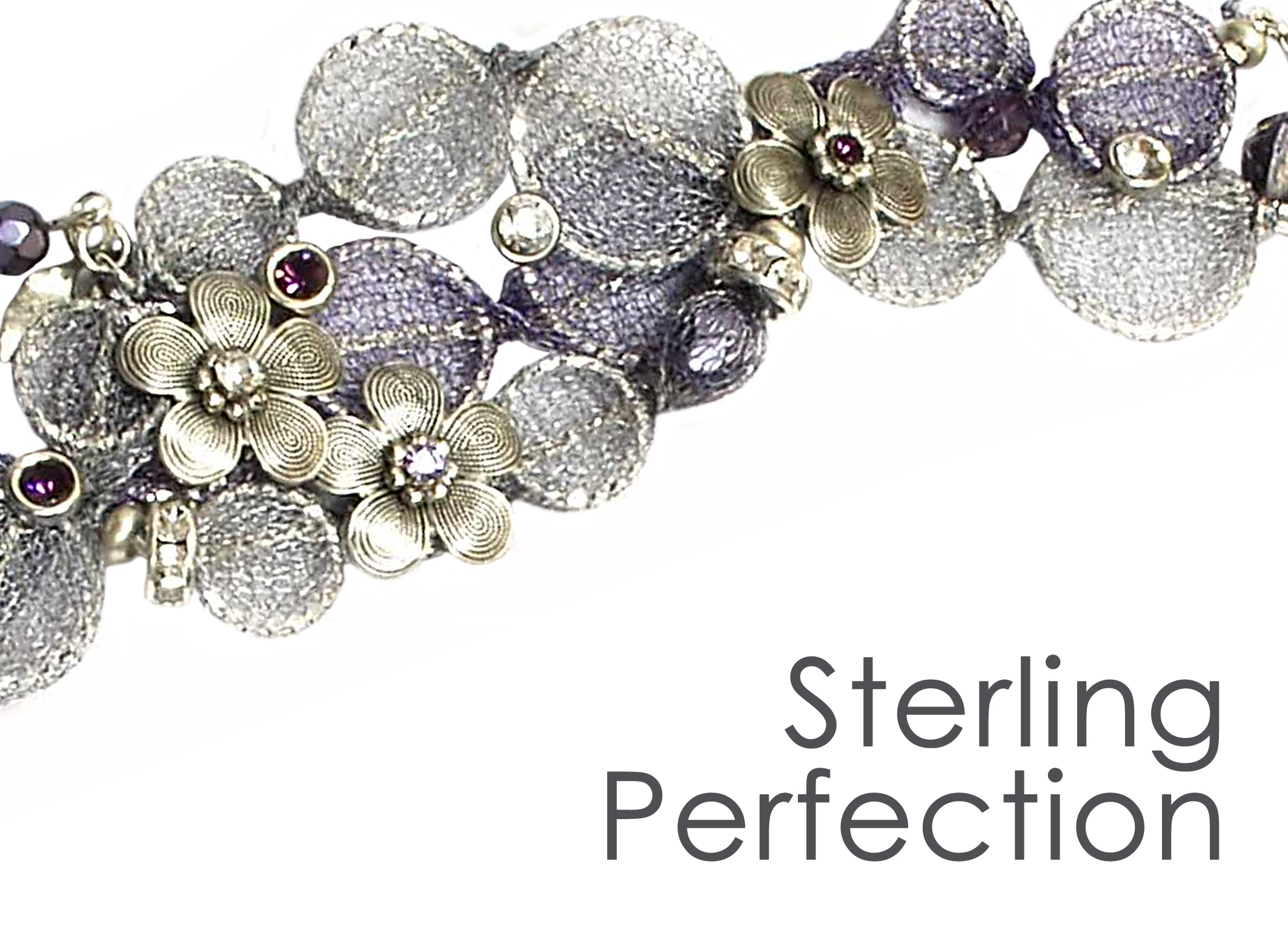 Sterling Perfection Collection