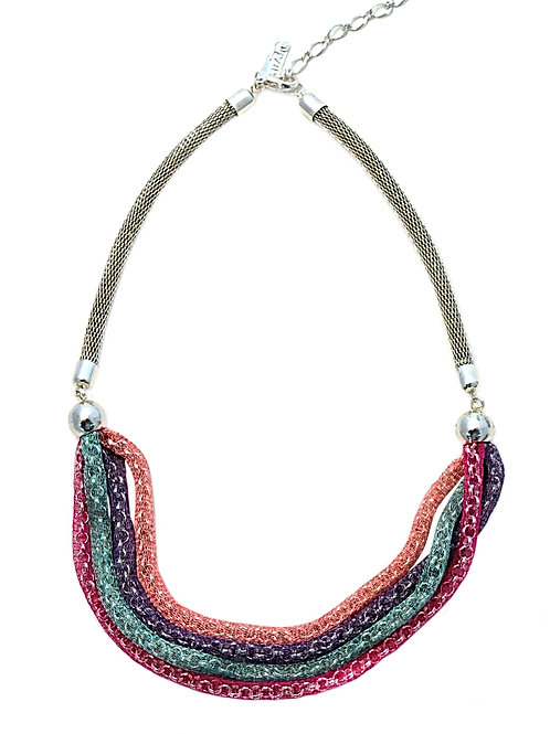 Rainbow Necklace 2 / FN38N1