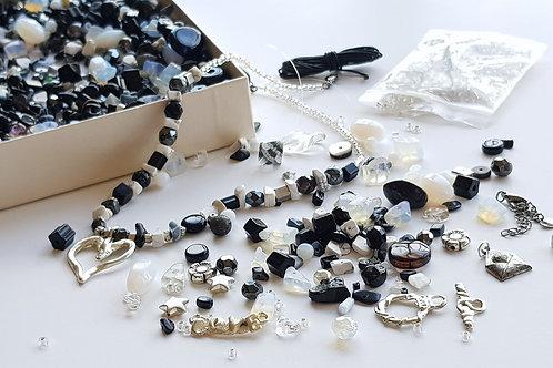 DIY Jewelry Kit - Classic B&W