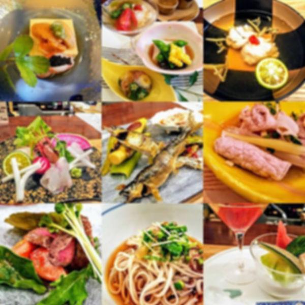 嘉文(よしふみ)の_先週のお料理です。__お客様に写真頂きました。_(_^^_)