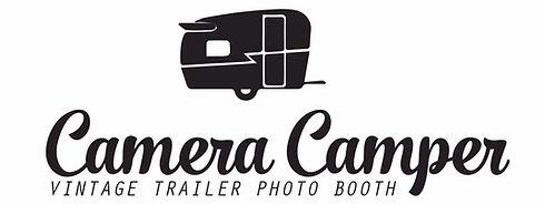 Camera Camper Vintage Trailer Photo Booth, San Diego, CA emblem