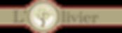 retaurant pizzeia olivier motesquieu logo