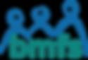 blue mountains food services logo short