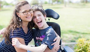 carer and child disability