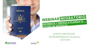 ¿Necesitas un poco de orientación para planificar tu futuro en Australia? Atentos a nuestro webinar